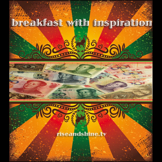 breakfast with inspiration